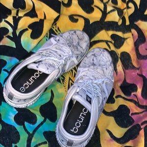 Marble printed adidas.